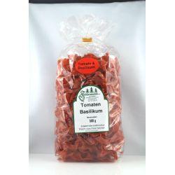 Tomate Basilikum Bandnudeln