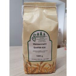 Weizenmehl Qualität 630