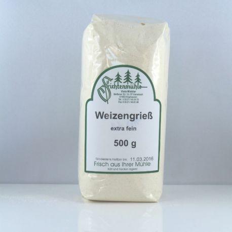 Weizendunst - doppelgriffiges Mehl -