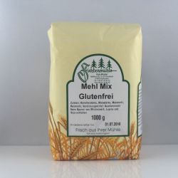 Mehl Mix glutenfrei
