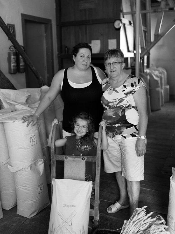 Familie Winkler leitet die Fichtenmühle