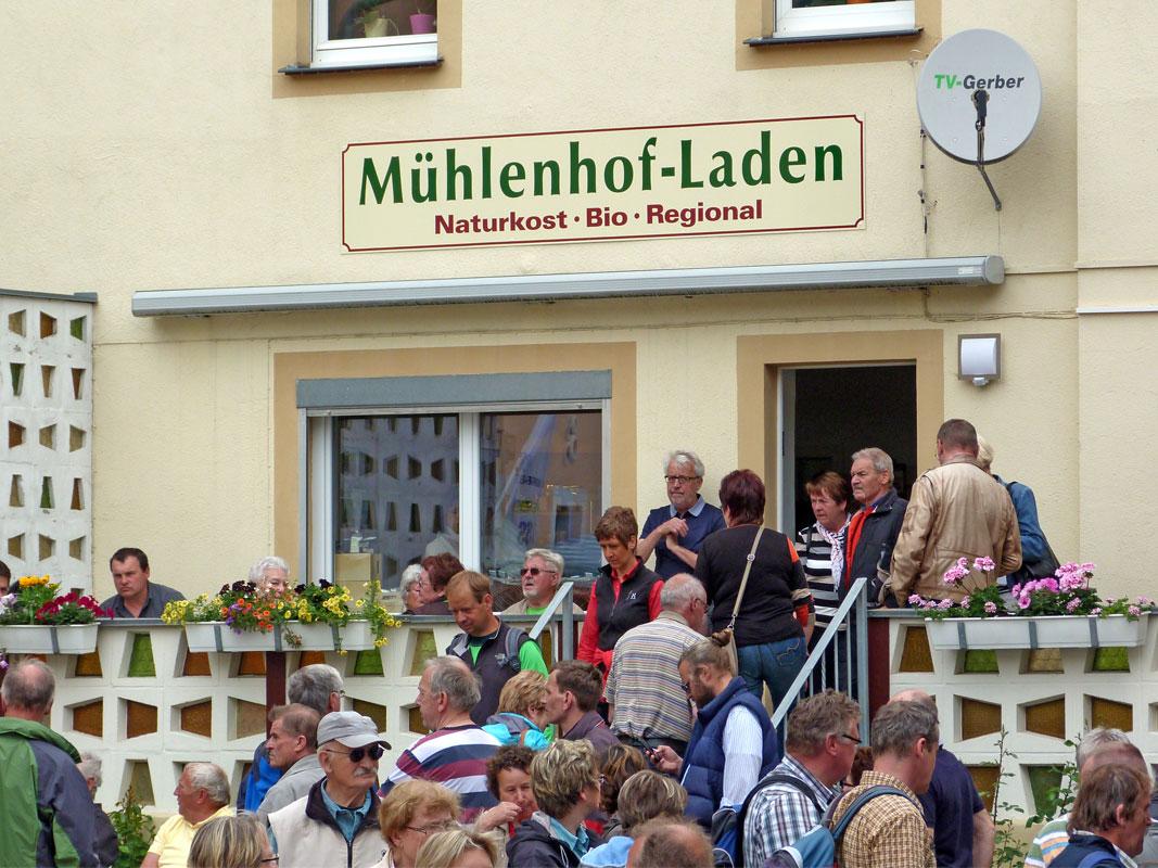 Mühlentag in der Fichtenmühle Garsebach